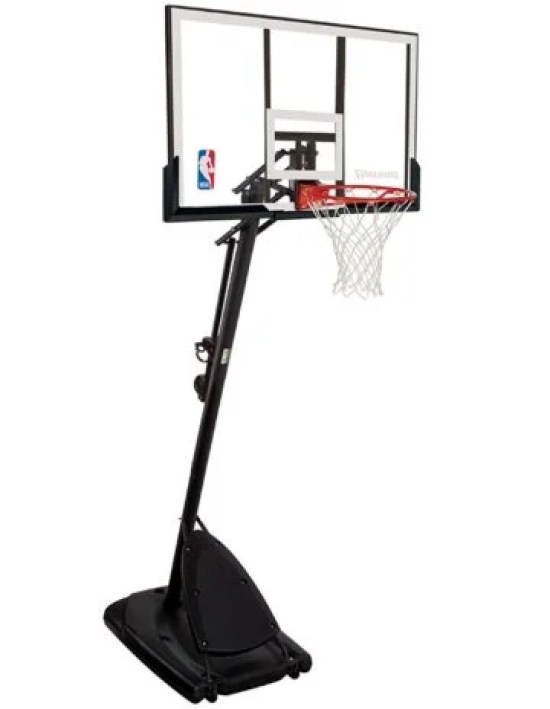 Basketball Hoops Spalding Pro Slam Basketball System
