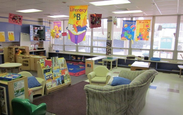 Learning Centers in Preschool Provide the Tools for Learning