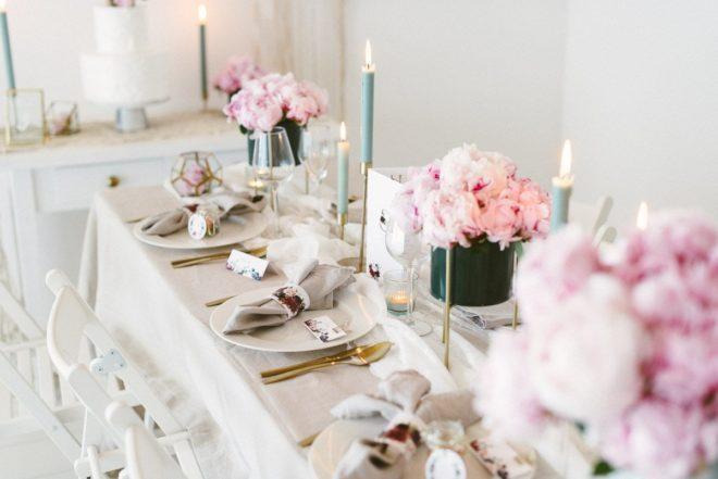 Grune Boho Hochzeit Im Gewachshaus Hochzeitskiste