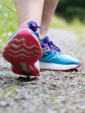 saucony ride 9 Damen Laufschuh Erfahrungen Test Review Feedback Lauftest Größe