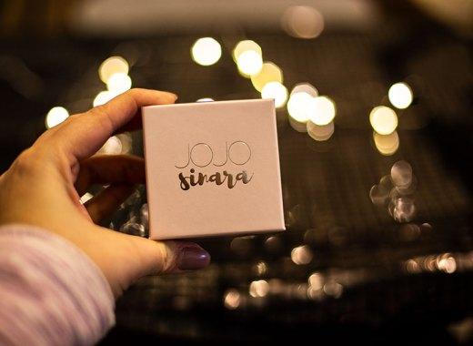 Geschenkidee Weihnachten - Filigrane Kette mit silbernem Herzanhänger
