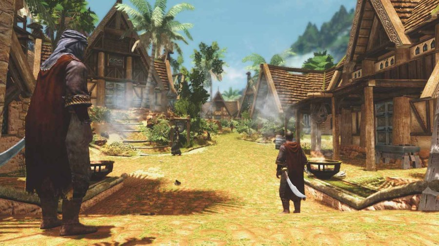 10 Best Open World Games That Let You Roam and Play Anywhere For gamers who love to roam freely and explore as much as possible  open  world games are like digital lucid dreaming  The fact that you can decide  when to