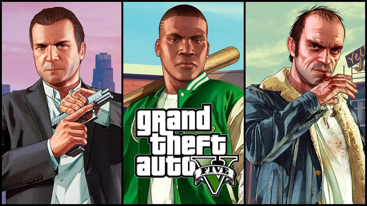 Promotional image for GTA 5