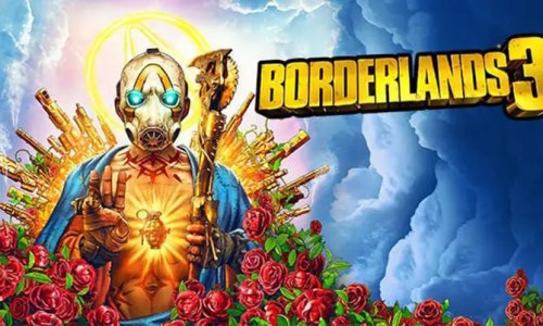 Cover photo of first person shooter game Borderlands 3