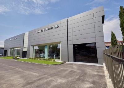 Brescia Motori JLR