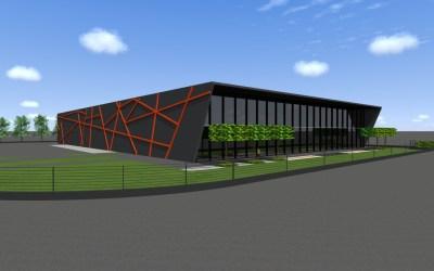Nuovi uffici Alpemac