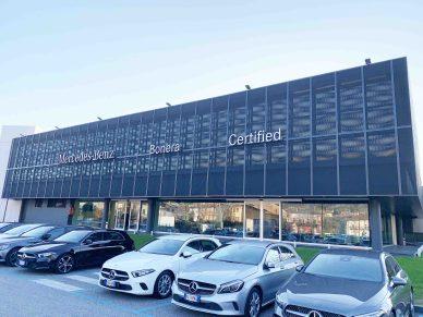 Mercedes Benz usato Bonera 2