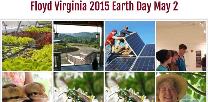 Earth Day on Floyd Time