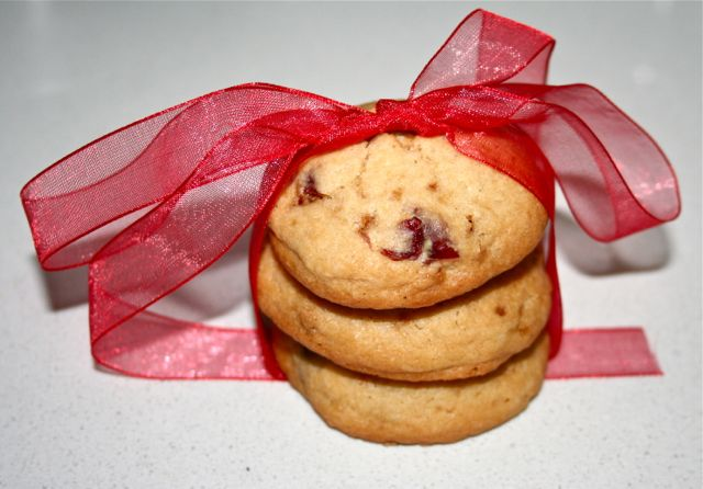 Ricetta Cookies Cioccolato Bianco E Mirtilli.Cookies Con Mirtilli Rossi E Cioccolato Bianco Fragoliva