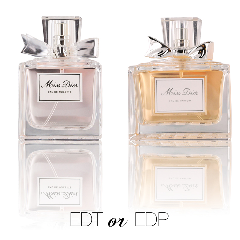 Miss Dior EDT Or EDP Eau Talk The Official