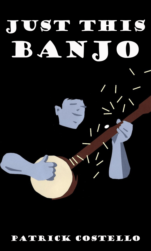 cover of Just this Banjo