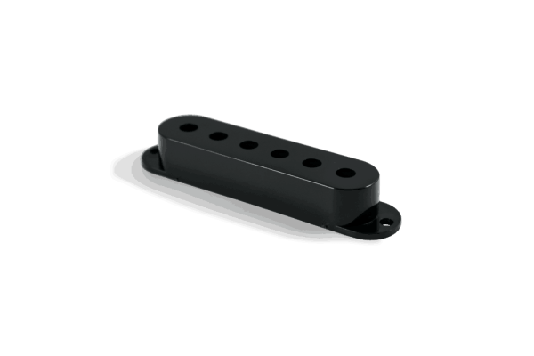 Fralin Black Strat Pickup Cover