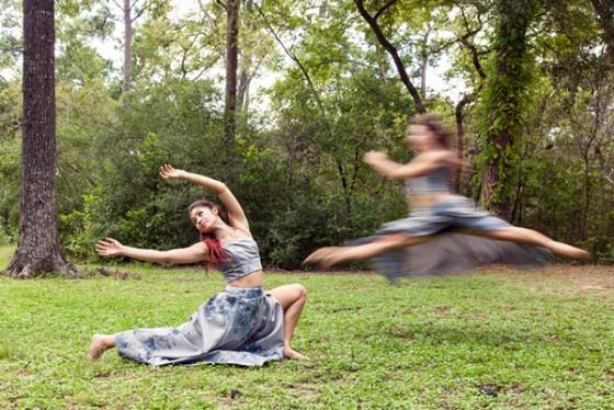 Beginning Modern Dance: Spring 2021