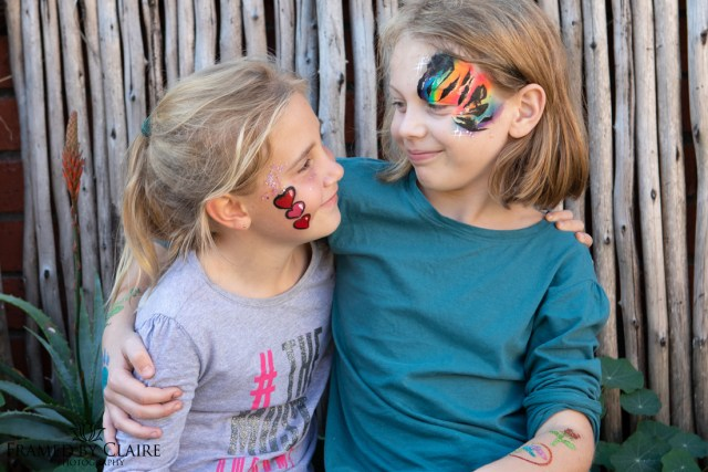 Kids party photos
