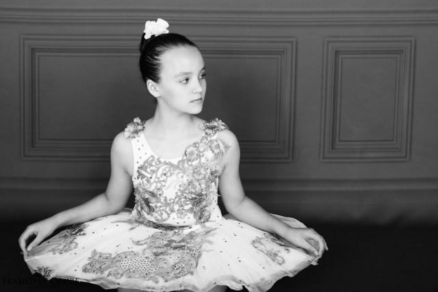 dancer tutu portraits