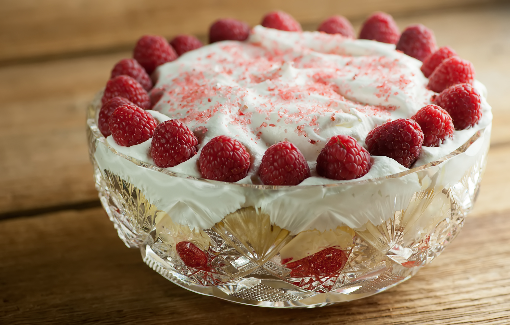 Irish Trifle