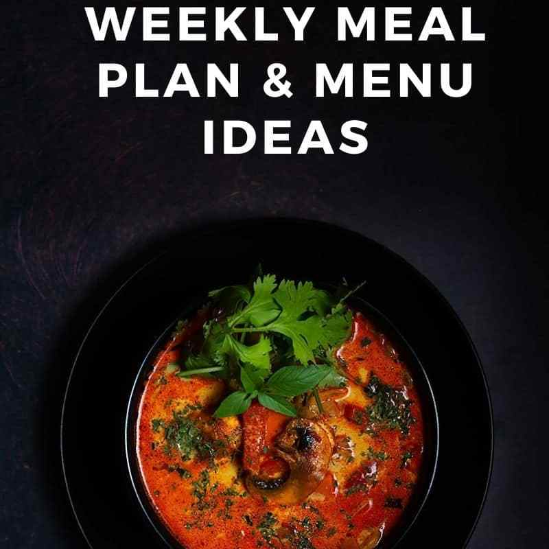 Meal plan number 7 featured image