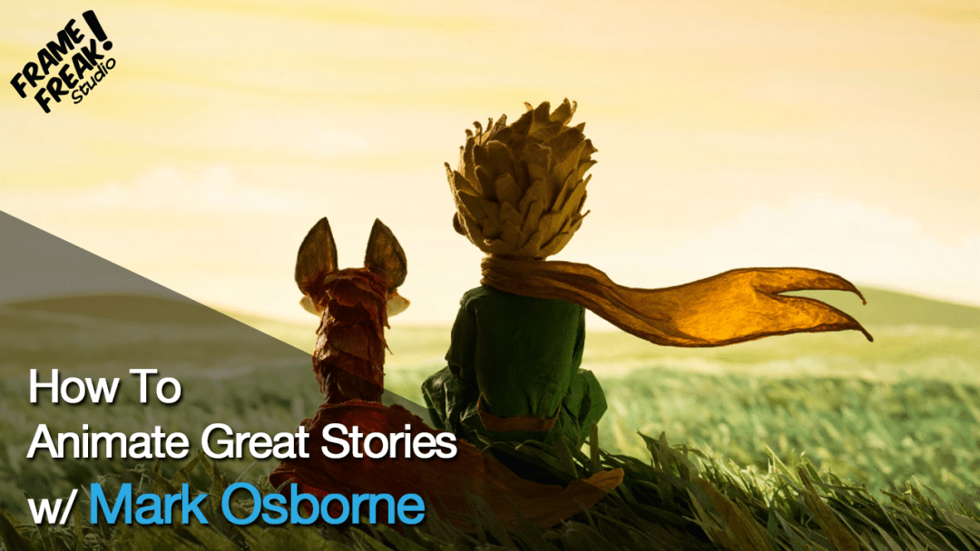 Interview with Mark Osborne: The Little Prince