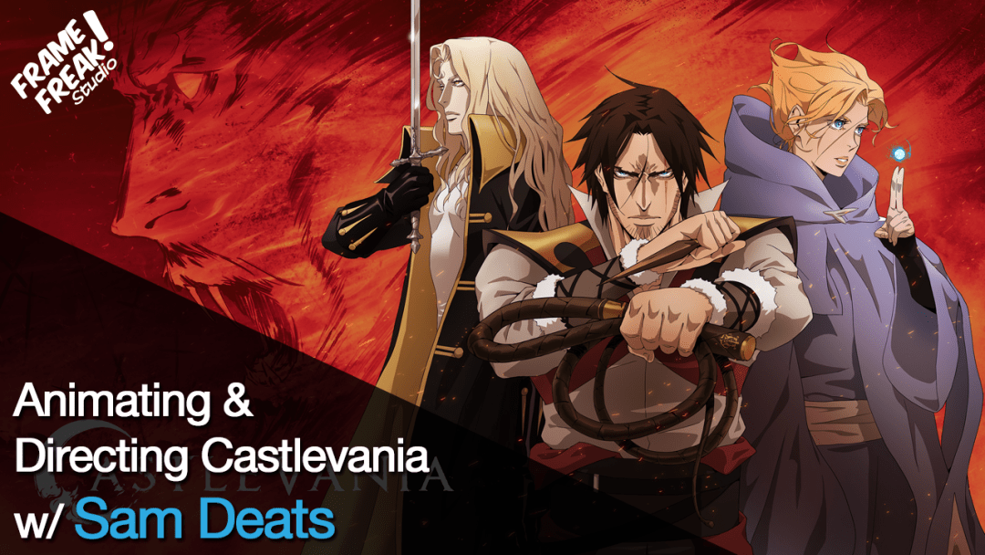 Interview with Sam Deats: Netflix's Castlevania & Powerhouse Animation
