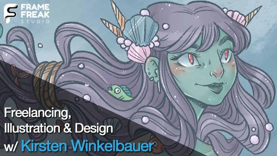 Interview with Kirsten Winkelbauer (WinkleBeeBee): Illustrator & Designer