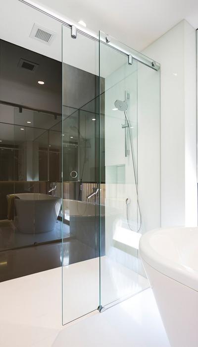 Glass Shower Screens In Melbourne Frameless Impressions