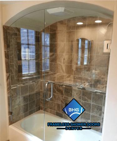 18 BHG Frameless Shower Doors Denver Custom Enclosures