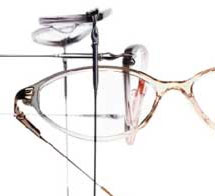 Eyeglasses are fashion accessories