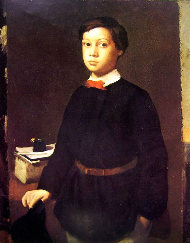 Edgar Degas - Renè De Gas