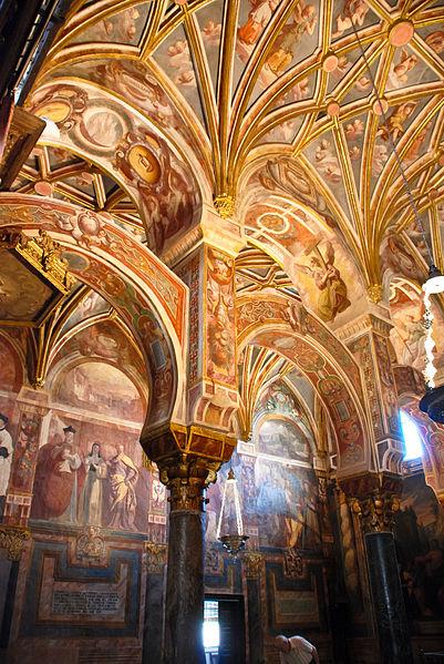 Cappella del Tabernacolo della Cattedrale di Cordoue