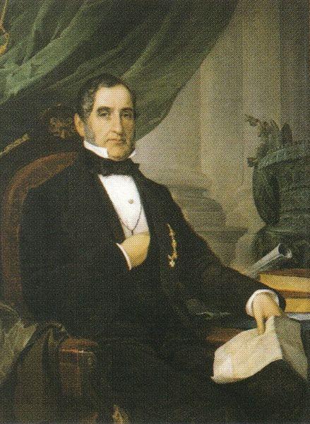 Ritratto del barone Pasquale Revoltella