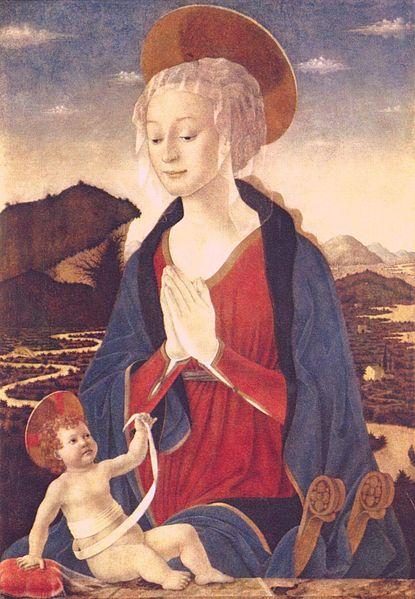 Madonna col Bambino