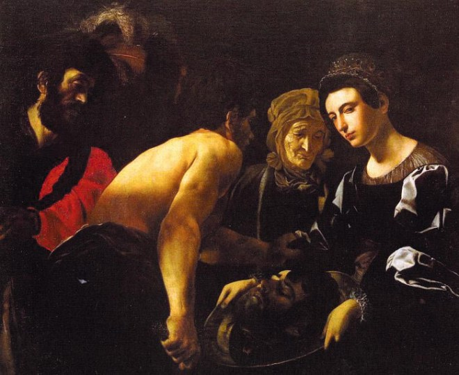Battistello - Salomè