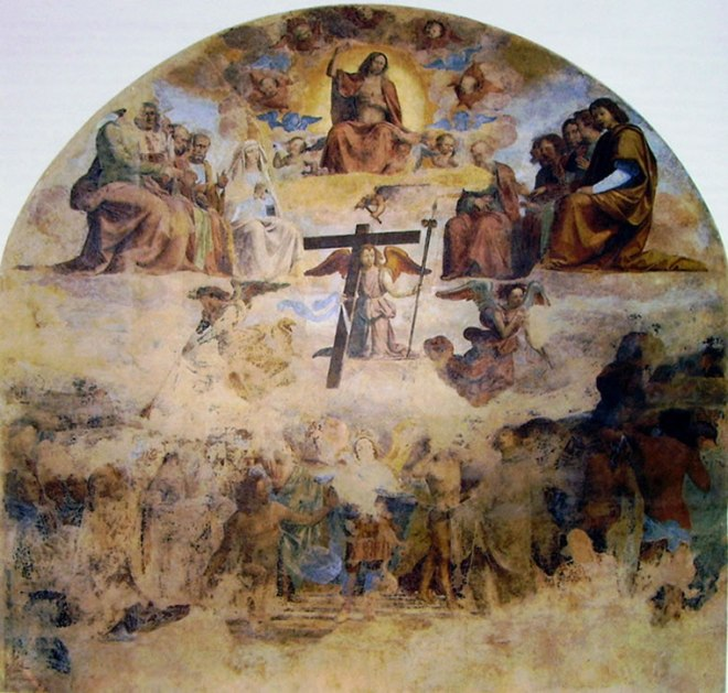 Mariotto Albertinelli: Giudizio Universale