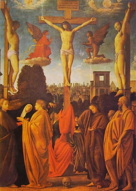 Bramantino: Crocifissione