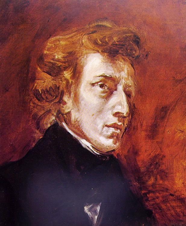 Eugène Delacroix: Chopin