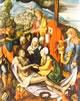 13 Durer - Compianto su Cristo morto
