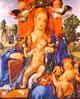 20 Durer - Madonna del Lucherino