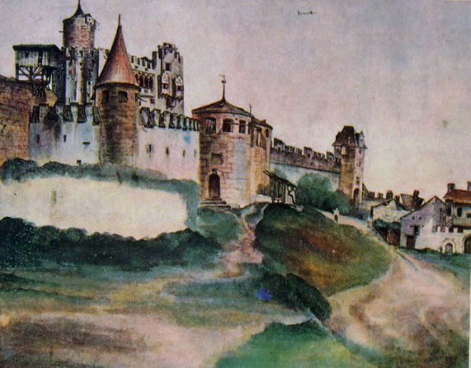 Albrecht Dürer: Castello di Trento