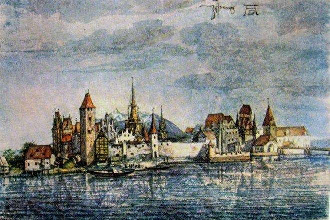 Albrecht Dürer: Innsbruck