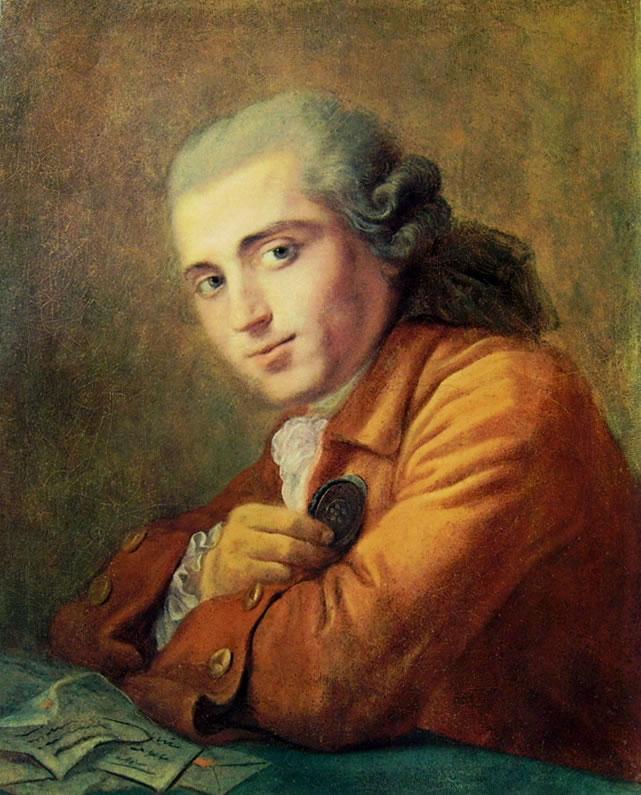 Jean-Honoré Fragonard: Alessandre Maubert