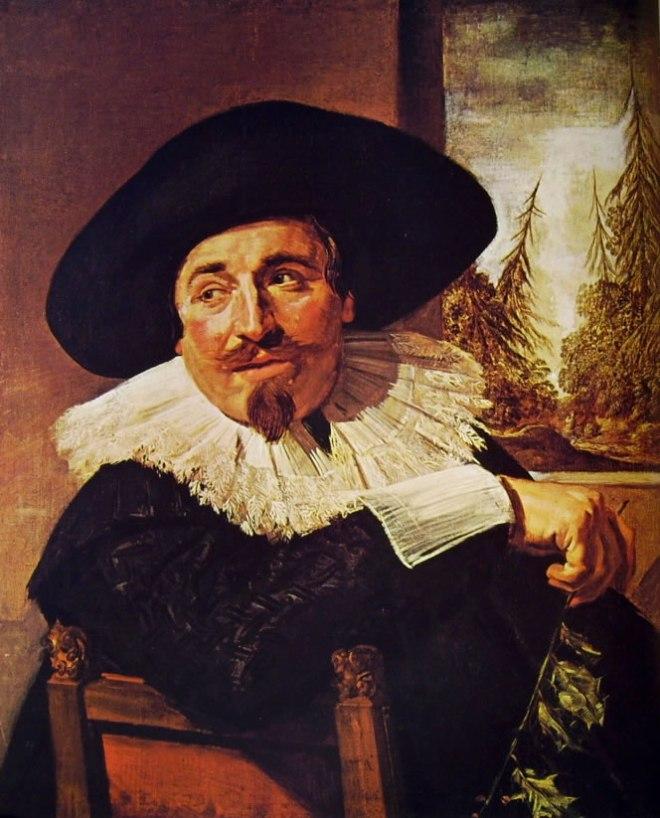 Frans Hals: Isaac Abrahamsz Massa a quarantun