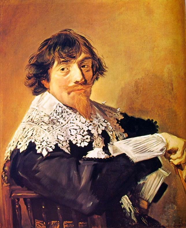 Frans Hals: Nicolaes Hasselaer