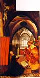 9 Grunewald - Altare di Isenheim