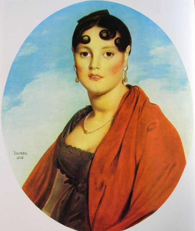 Jean-Auguste-Dominique Ingres: Madame Aymon