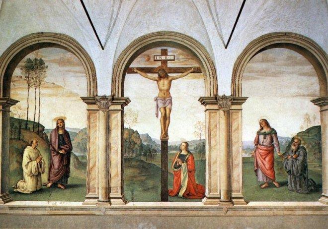 Crocifissione in Santa Maria Maddalena dei Pazzi