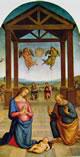 25 perugino - polittico di sant'agostino