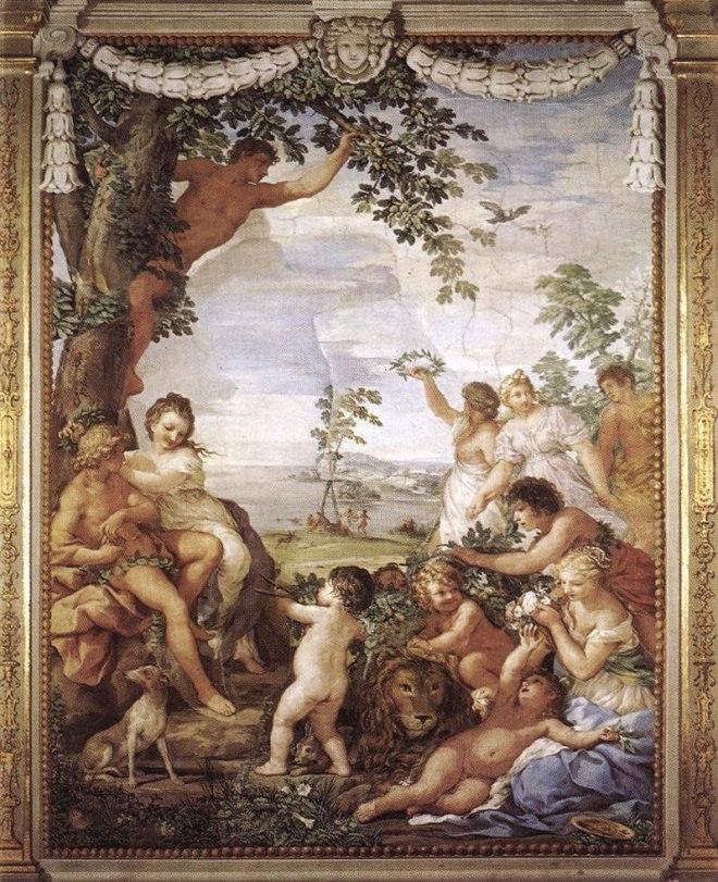 Pietro da Cortona: L'Età dell'oro