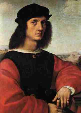 Raffaello-Agnolo Doni
