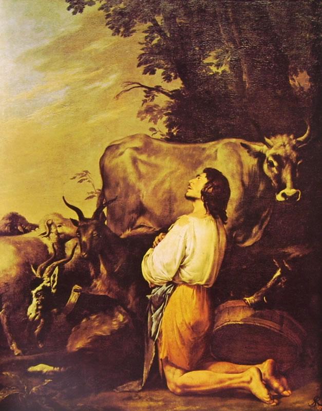 Salvator Rosa: Il figliuol prodigo