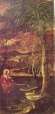 52 Tintoretto - dipinti per la sala inferiore di San Rocco